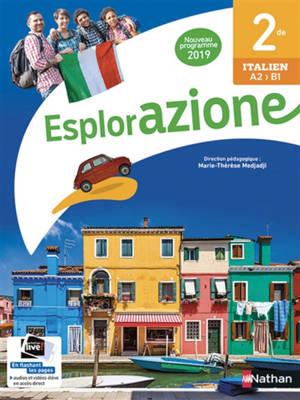 Esplorazione 2de : italien A2-B1