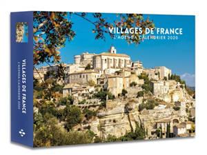 Villages de France : l'agenda-calendrier 2020