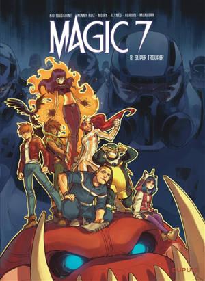 Magic 7. Volume 8, Super trouper