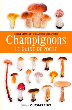 Champignons : le guide de poche