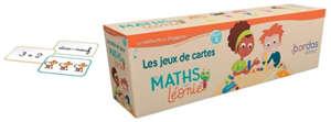 Les maths avec Léonie : les jeux de cartes