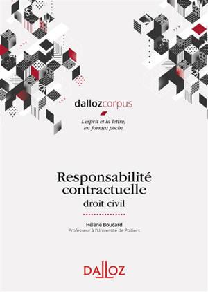 Responsabilité contractuelle : droit civil