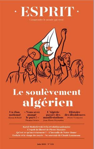 Esprit. n° 455, Le soulèvement algérien