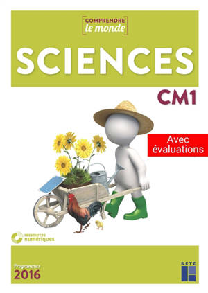 Sciences CM1 : programmes 2016