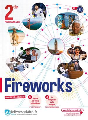 Fireworks 2de, A2-B1 : programme 2019