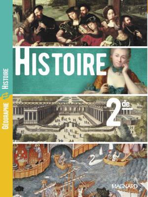 Histoire 2de. Géographie 2de : les défis d'un monde en recomposition