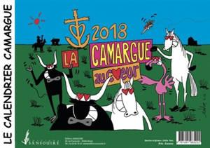La Camargue au coeur : calendrier 2018