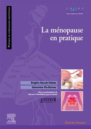 La ménopause en pratique