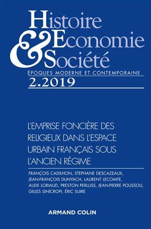 Histoire, économie & société. n° 2