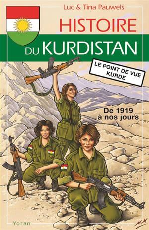 Histoire du Kurdistan : le point de vue kurde. Volume 2, De 1919 à nos jours