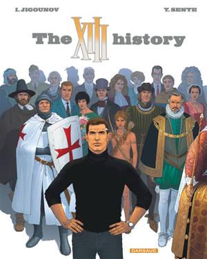 XIII. Volume 25, The XIII history : une enquête de Danny Finkelstein