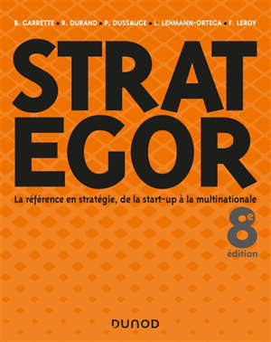 Strategor : la référence en stratégie, de la start-up à la multinationale