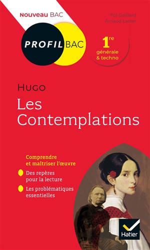 Les contemplations, Victor Hugo