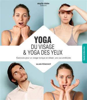 Yoga du visage yoga des yeux : techniques de bien-être associées
