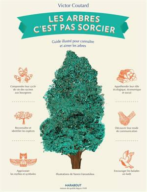 Les arbres, c'est pas sorcier : guide illustré pour connaître et aimer les arbres