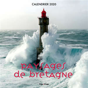 Paysages de Bretagne : calendrier 2020