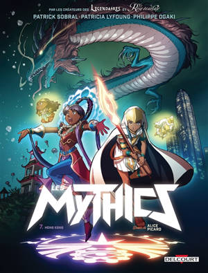 Les mythics. Volume 7, Hong Kong
