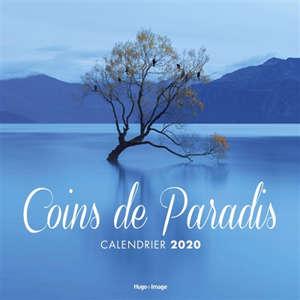 Coins de paradis : calendrier 2020