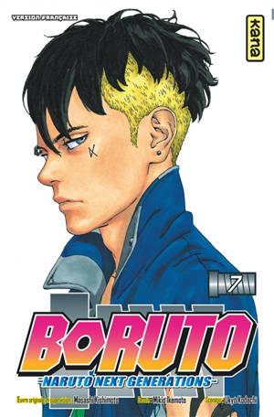 Boruto : Naruto next generations. Volume 7