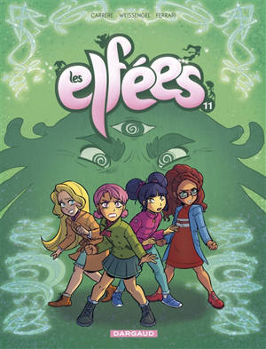 Les elfées. Volume 11