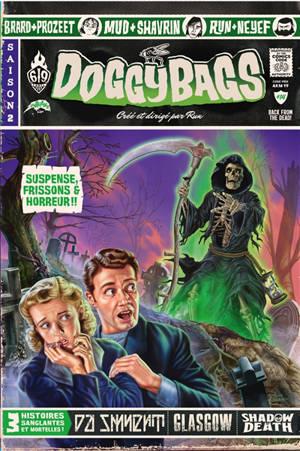 Doggy bags : saison 2 : 3 histoires sanglantes et mortelles !. Volume 14