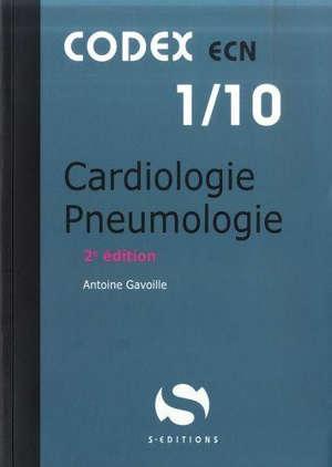 Cardiologie, pneumologie : ECN 2020