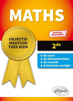 Mathématiques, 2de : nouveaux programmes