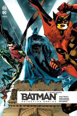 Batman detective comics. Volume 7, Batman eternal