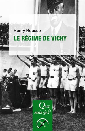 Le régime de Vichy