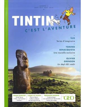 Tintin, c'est l'aventure. n° 2