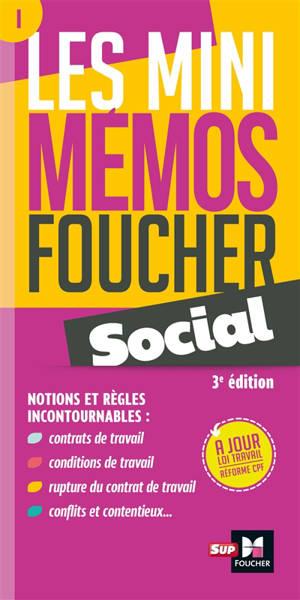 Social : révision