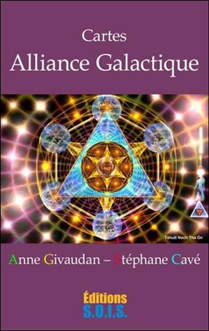 Alliance galactique : cartes