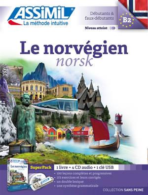 Le norvégien : super pack USB