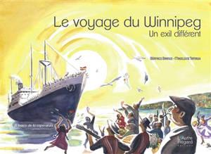 Le voyage du Winnipeg : un exil différent