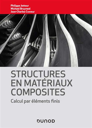 Structures en matériaux composites : calcul par éléments finis