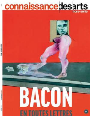 Bacon en toutes lettres