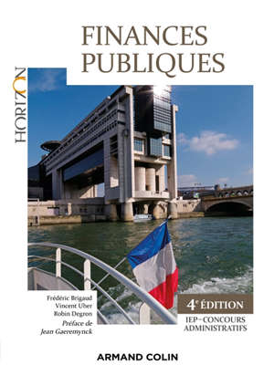Finances publiques : IEP, concours administratifs