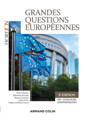 Grandes questions européennes : IEP, concours administratifs