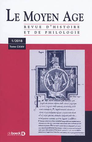 Moyen Age (Le). n° 1 (2018)