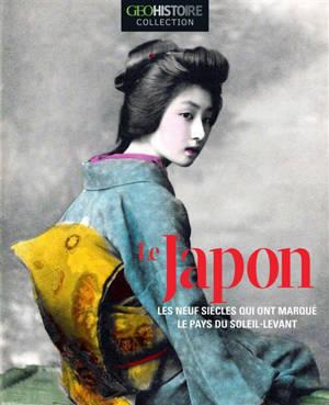 Géo collection, Le Japon : les neuf siècles qui ont marqué le pays du Soleil-Levant