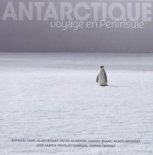 Antarctique : voyage en péninsule