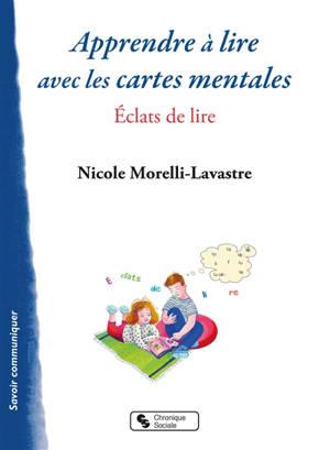 Apprendre à lire avec les cartes mentales : éclats de lire