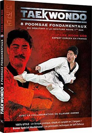 Taekwondo : 8 poomsae fondamentaux, du débutant à la ceinture noire 1er dan