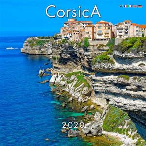 Corsica : calendrier atlas 2020