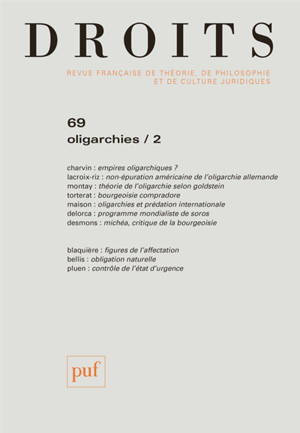 Droits. n° 69