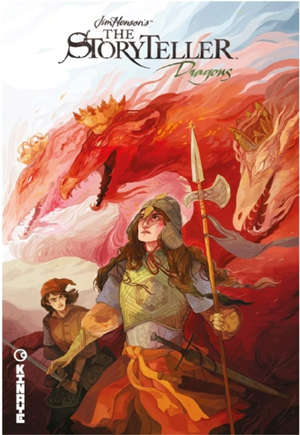 The storyteller, Dragons