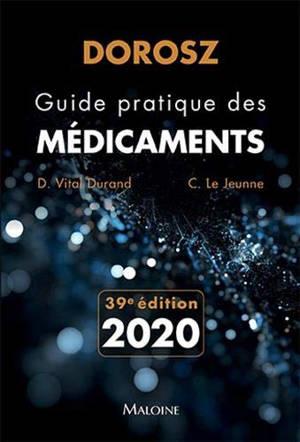 Guide pratique des médicaments : 2020