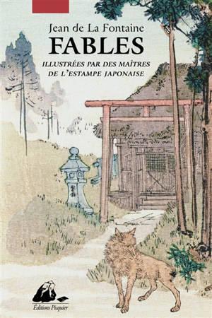 Fables : illustrées par des maîtres de l'estampe japonaise
