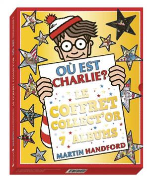 Ou Est Charlie Le Coffret Collect Or 7 Albums