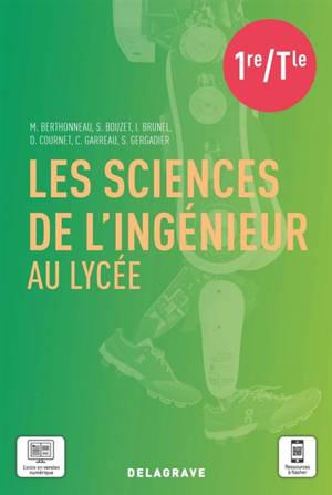 Enseigner les sciences de l'ingénieur au lycée (2019) : référence